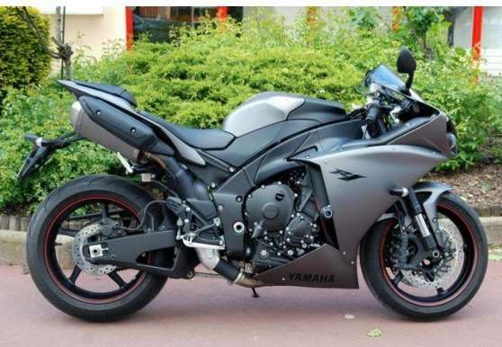 Yamaha Yzf R1 1000 inj occasion - Photo 2