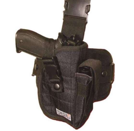 Holster cuisse droite swiss arms