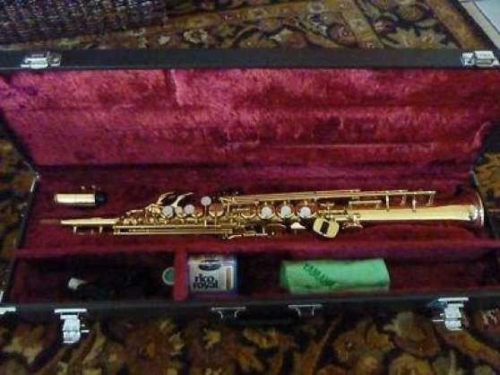 saxophone soprano yss 475