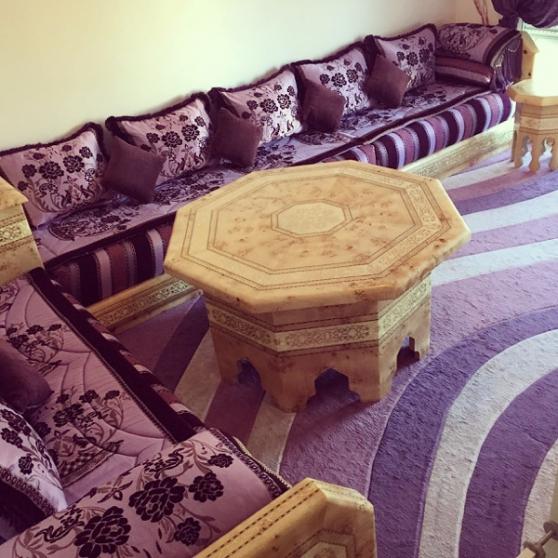 vends salon marocain moderne meubles d coration salons salles manger metz reference. Black Bedroom Furniture Sets. Home Design Ideas