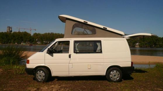 camping car volkswagen transporter t4 2. Black Bedroom Furniture Sets. Home Design Ideas