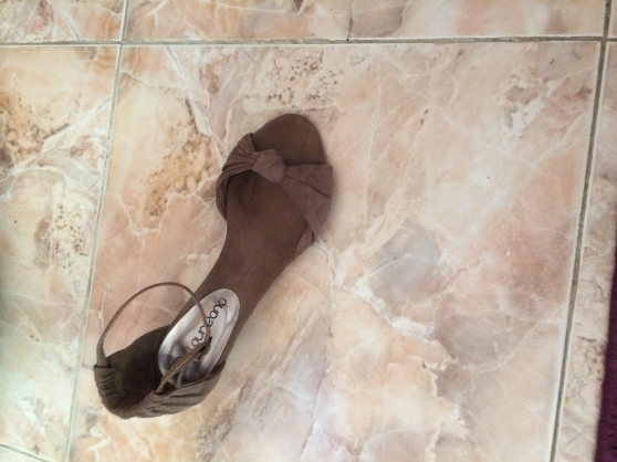 Annonce occasion, vente ou achat 'Chaussures marron'