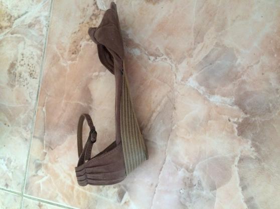 Chaussures marron - Photo 2
