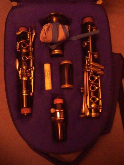 Annonce occasion, vente ou achat 'Clarinette Modèle 26 II Yamaha'