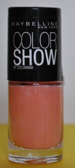 Annonce occasion, vente ou achat 'Vernis color show 93'