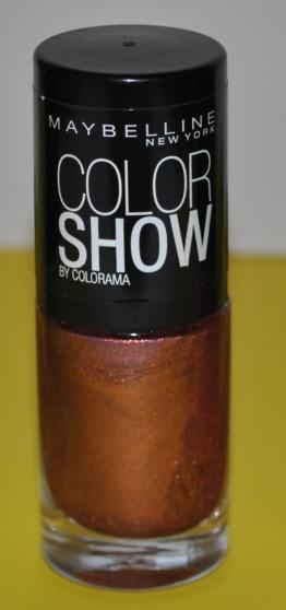 Annonce occasion, vente ou achat 'Vernis color show 465'