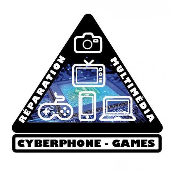 CyberPhoneGames Répatation Multimédia