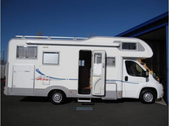 Camping Car Adria Coral  St