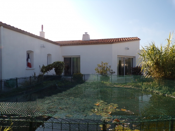 Maison avec terrain 5 pièces 140m²