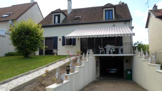 maison familiale à 40 mn de la défense - Annonce gratuite marche.fr