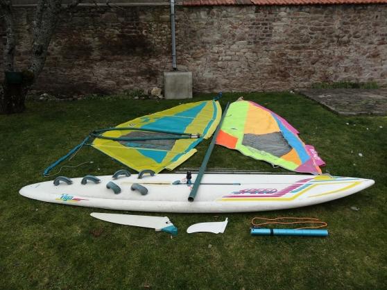 Planche à voile Tiga