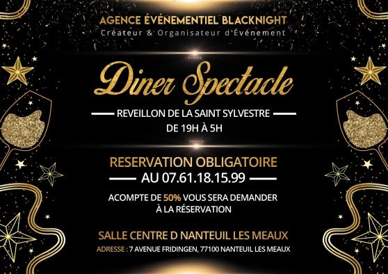 Annonce occasion, vente ou achat 'Diner Spectacle de la saint sylvestre'