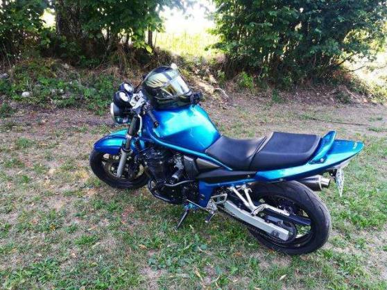 Annonce occasion, vente ou achat 'Suzuki Bandit 650'