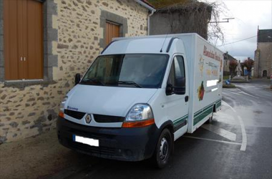 CAMION MAGASIN RENAULT MASTER