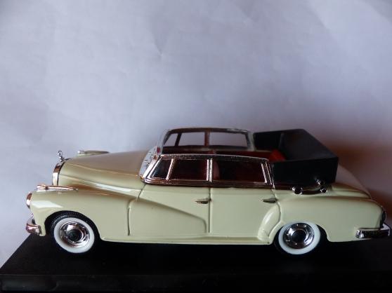 Annonce occasion, vente ou achat 'mercedes 300d open cabriolet rio'