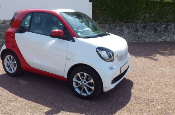SMART FORTWO COUPE 71 ch PASSION TWINAMI