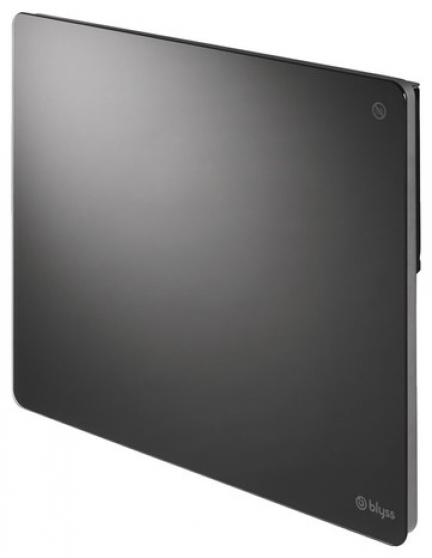 2 panneaux rayonnant verre noir neuf - Photo 3