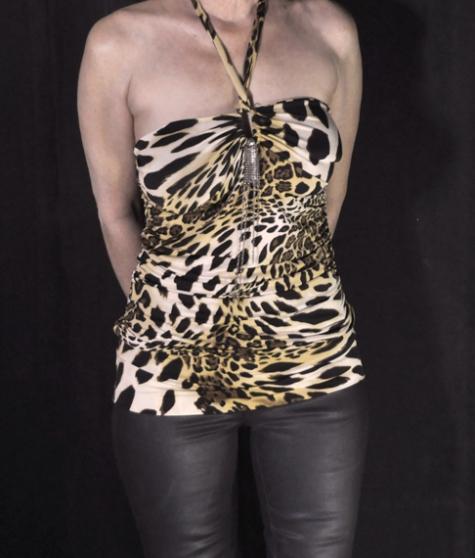 Annonce occasion, vente ou achat 'Top leopard sexy'