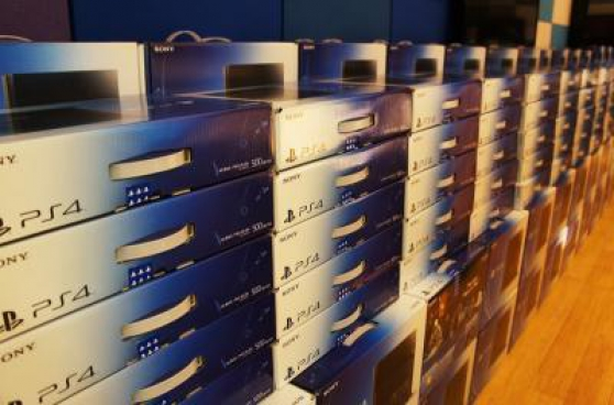 Lots de consoles sony Ps4