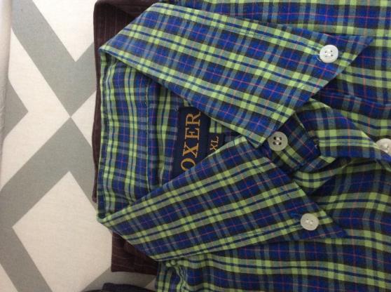 Lot de 7 chemises - Photo 4