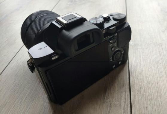 Appareil photo Sony A7 avec objectif 28-