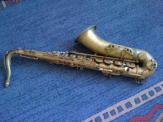 Vend saxophone ténor Yanagisawa T901