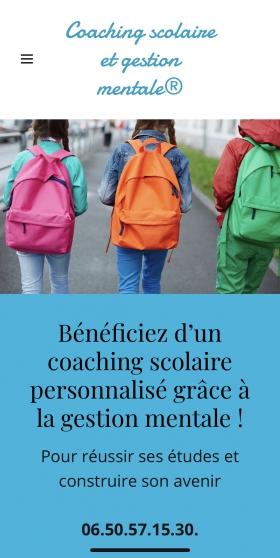 Annonce occasion, vente ou achat 'Coaching scolaire à Pertuis'