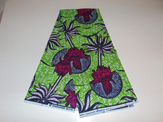 Annonce occasion, vente ou achat 'Tissu wax africain (le mètre) 7€'