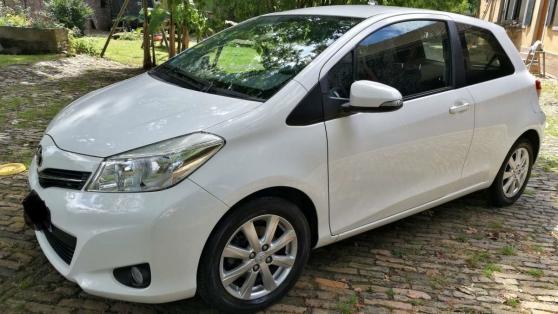Toyota Yaris 1.4 D-4D 90 Tendance