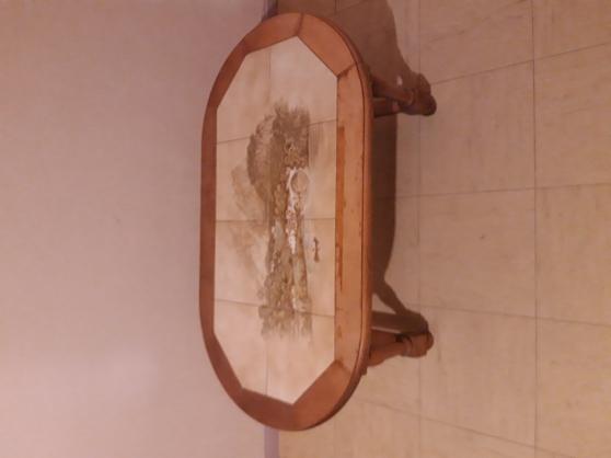 vend Table Basse bois brut - Photo 2