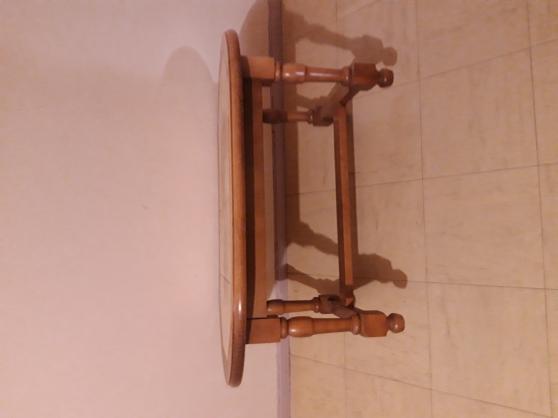 vend Table Basse bois brut - Photo 3