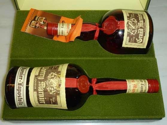 Coffret liqueurs Marnier