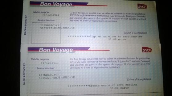 BONS VOYAGE SNCF