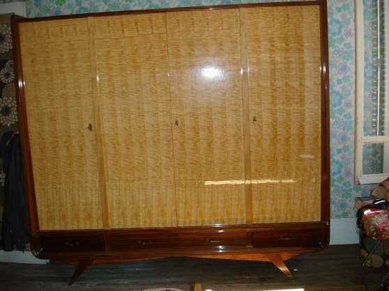 Belle chambre coucher en bois massif bois colombes for Belle chambre coucher