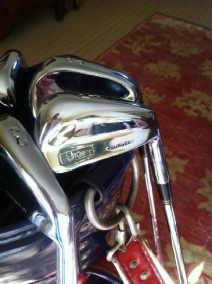 Annonce occasion, vente ou achat 'Série de Golf Italienne \'COLLECTOR\''