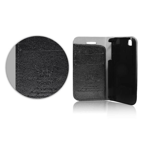 Etui Coque Flip Noir pour Samsung Galaxy