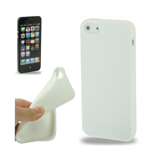 LOT Coque iPhone 4/4S Silicone TPU