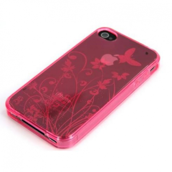 LOT Coques iPhone 4/4S Silicone TPU