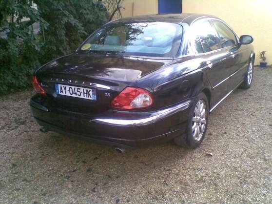Jaguar X type 2,5l V6 GPL