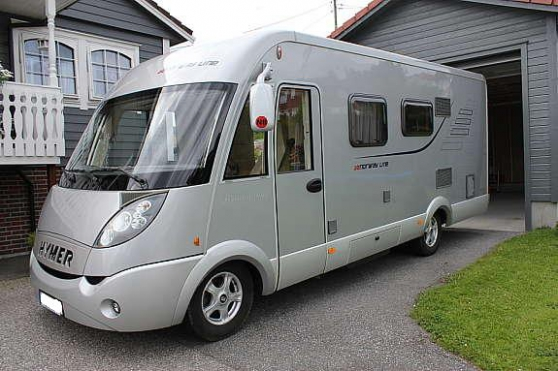 Camping car Hymer FIAT DUCATO 158