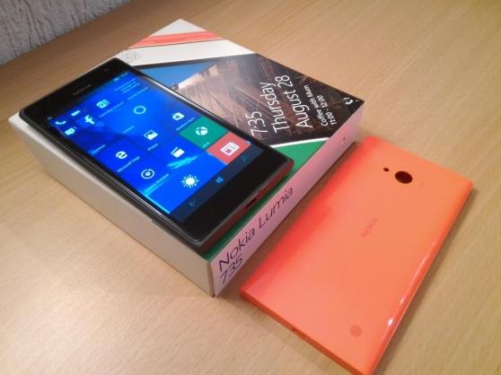 Nokia Lumia 735 TB etat désimlocké