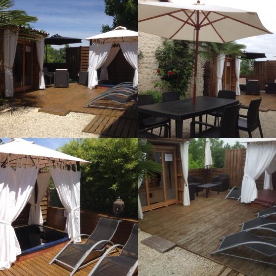 Annonce occasion, vente ou achat 'Maison avec Spa et sauna privatifs sud c'
