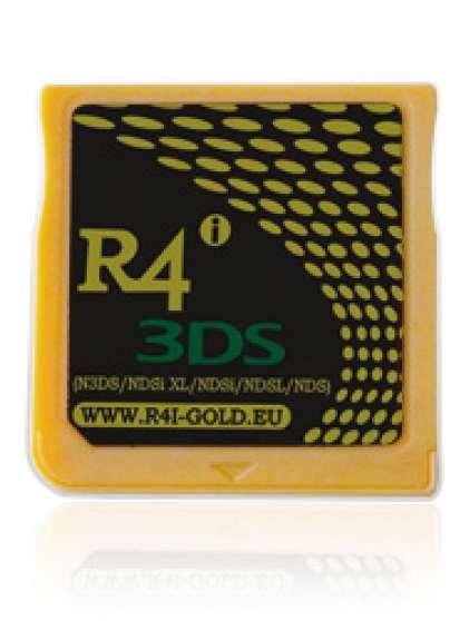 R4I 3DS V4.5.0-10 / DSiv1.4.5 + 37 Jeux
