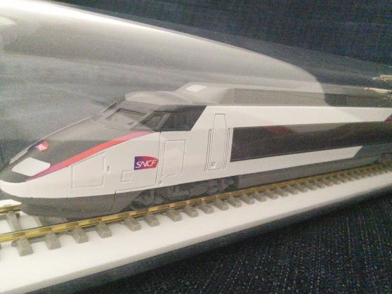 Rare maquette SNCF atelier pas