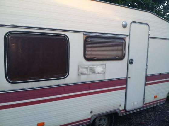 caravane digue 4 places