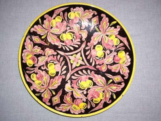 Grande coupe cerart monaco antiquit art brocantes divers n mes reference ant div gra - Jardin japonais monaco nimes ...
