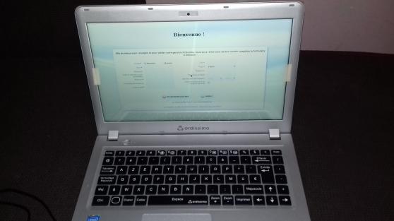 ordinateur ordissimo agathe 2 - Annonce gratuite marche.fr
