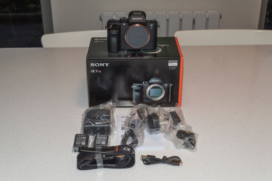 sony alpha a7r ii - Annonce gratuite marche.fr