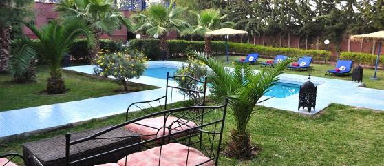 Gérance Riad-Maison d'Hôtes 7 chambres