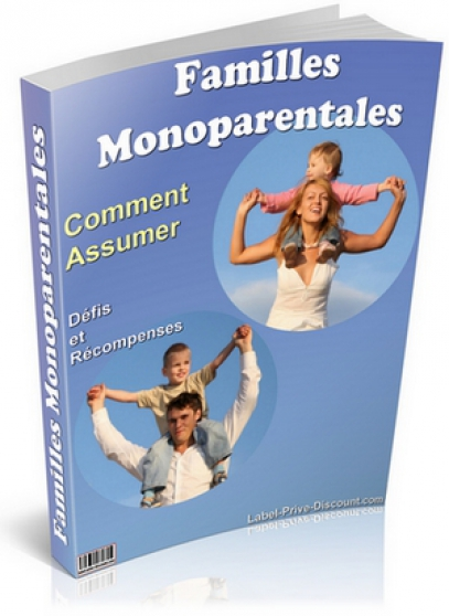 Annonce occasion, vente ou achat 'Trucs et Astuces de la Monoparentalité'